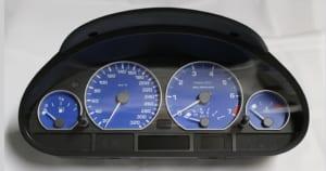 BMW E46 メーター