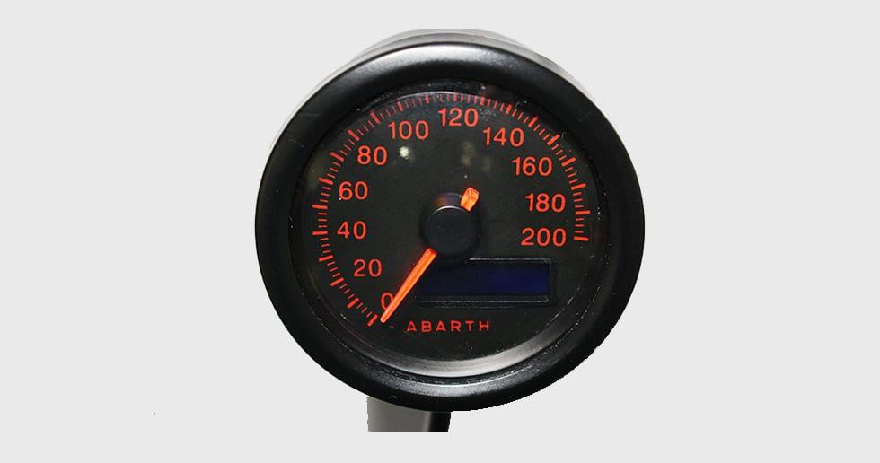 Ferrari デイトナのメーター