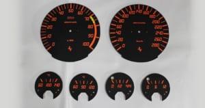 フェラーリ328 モンディアルのメーター
